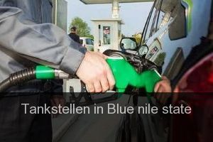 Tankstellen in Blue nile state