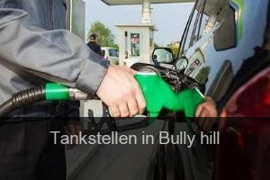 Tankstellen in Bully hill